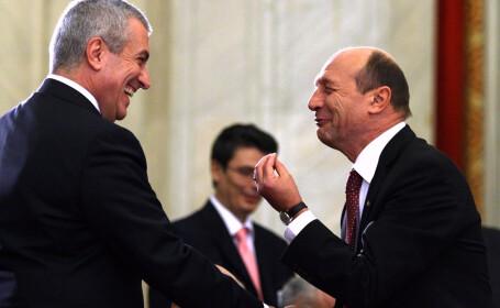 Basescu Tariceanu