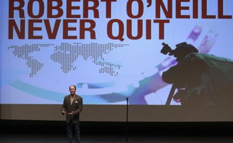 Robert O\'Neill, puscasul marin care a scris istorie dupa ce l-a ucis pe Osama bin Laden, vine la Bucuresti in 28 mai