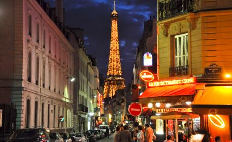 Paris seara