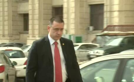 Senatorul PSD Mihai Fifor a fost audiat in dosarul in care Gabriela Firea il acuza pe Traian Basescu de santaj