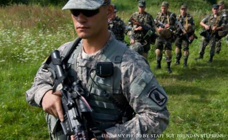 soldati americani in UCraina