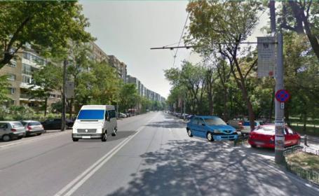 Filmul accidentului provocat de un sofer de 20 de ani, in Capitala. Sase barbati aflati pe trotuar, spulberati de masini