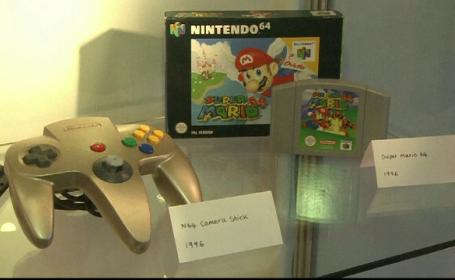 muzeu jocuri video