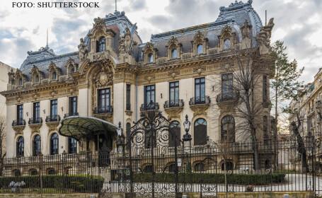 Palatul Cantacuzino din Bucuresti