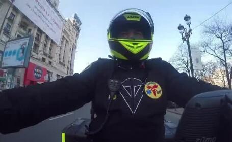 Capitala, dotata cu motociclete SMURD care pot atinge si 200 km/h. In ce zone au fost plasate