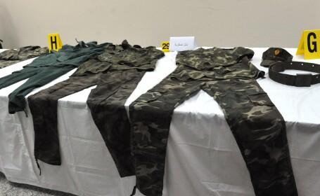 isis uniforme