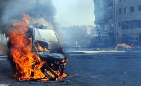 120 de victime, morti si raniti, dupa ce o masina-capcana a explodat in Irak. \