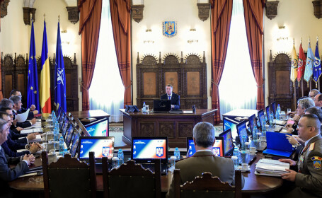 Scandalul dezinfectantilor diluati, inclus de Iohannis pe ordinea de zi a CSAT. Legea pe care a refuzat sa o promulge