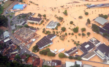 inundatii Sao Paolo