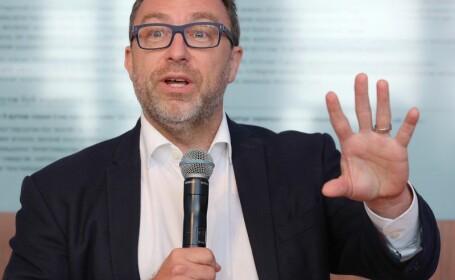 Jimmy Wales, fondatorul Wikipedia, vine pentru prima oara in Romania pe 22 martie si va sustine o conferinta de presa