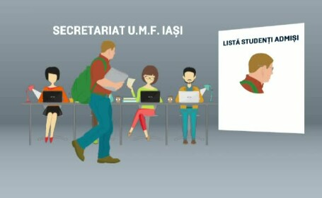 Perchezitii DNA la Ministerul Educatiei, in urma scandalului inmatricularilor false ale studentilor straini de la UMF Iasi