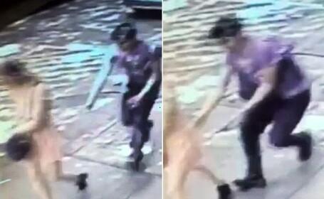 Un barbat i-a tras lenjeria intima pe strada. Ce a urmat dupa ce femeia agresata a publicat imaginile online