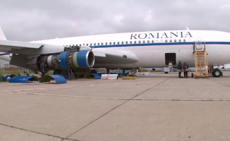 romania air force one