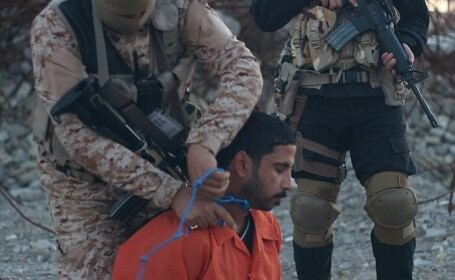 executii ISIS