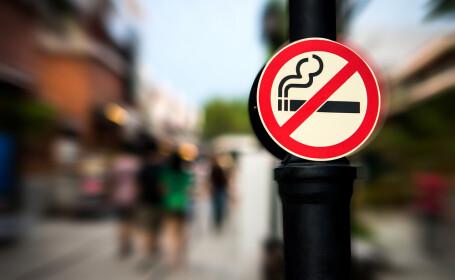 fumatul interzis - shutterstock