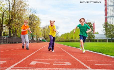 Analizele care trebuie facute inainte de a duce copiii la sporturi de performanta. \