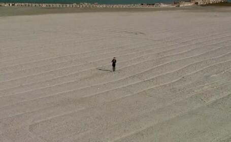 plaja, Eforie
