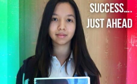 Proiectul cu care o eleva din clasa a 10-a de la Scoala Internationala Bucuresti s-a clasat pe primul loc la un concurs NASA
