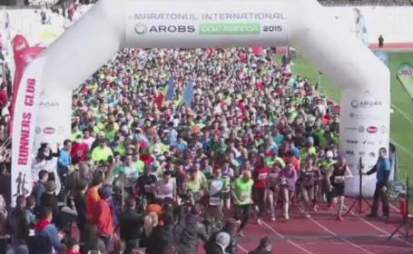 Maratonul International Cluj ajunge la a 6-a editie. Organizatorii vor sa formeze cel mai mare lant uman, pe 10,5 kilometri