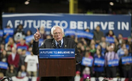 Mesajul unui istoric roman din SUA pentru Bernie Sanders. \