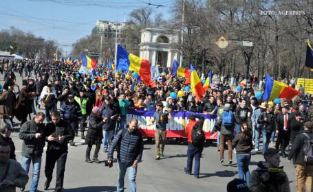 """Premierul Moldovei exclude unirea cu România: """"Există state care încurajează acest sentiment"""""""