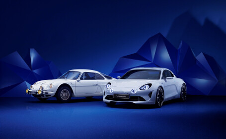 Renasterea unei legende. Dupa 50 de ani, Renault readuce la \