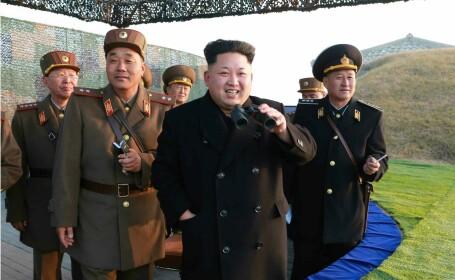 Coreea de Nord ar fi lansat o racheta. Expertii din Coreea de Sud inca nu si-au dat seama despre ce fel de proiectil e vorba