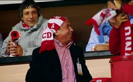A dat lovitura in afaceri imediat dupa \'90, iar numele lui ramane legat de Dinamo. Cum si-a cladit averea Vasile Turcu