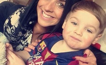 Un baietel de 3 ani a stat langa trupul mamei timp de 2 zile: \