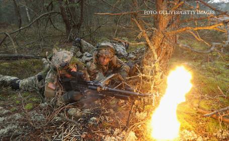 Europa se inarmeaza de teama Rusiei lui Putin. Suedia introduce armata obligatorie, iar Estonia antreneaza paramilitari