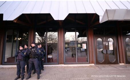 Alerta cu bomba intr-un oras din Germania, dupa ce primarul a anulat un miting pro-Erdogan. \