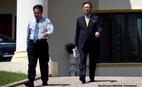 Malaysia il expulzeaza pe ambasadorul Coreei de Nord. Motivul pentru care Kang Chol a fost declarat \