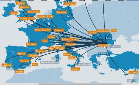 In cat timp ajungi de la Iasi la Timisoara cu trenul, autocarul sau avionul. Preturile companiilor aeriene pe rute interne