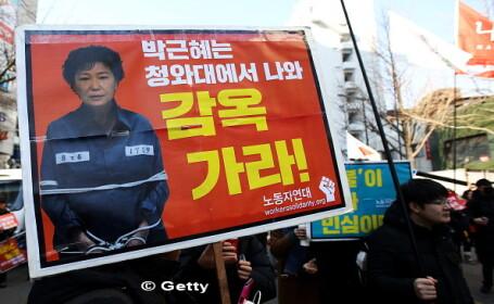 Presedinta Park Geun-Hye, destituita de Curtea Constitutionala din Coreea de Sud: \