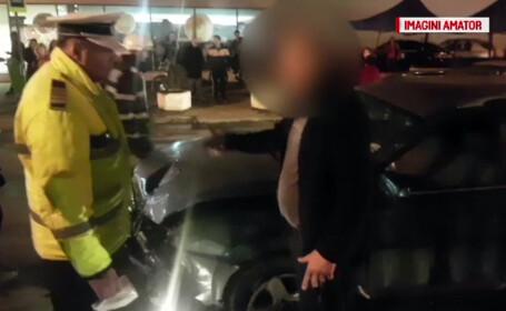 politist arges, sofer baut