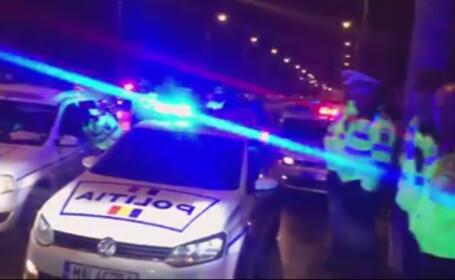sofer oprit politie