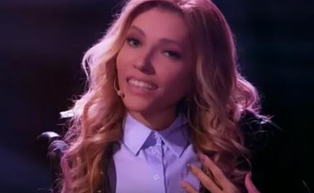 Dupa ce a vrut boicotarea Eurovisionului, Rusia trimite la Kiev o tanara in scaun cu rotile: \