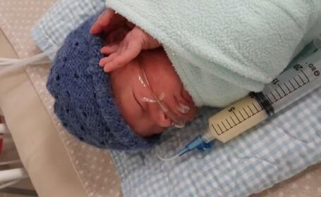 Bucurestenii care vor sa ia stimulentul de 2.500 de lei pentru nou-nascuti pot depune actele