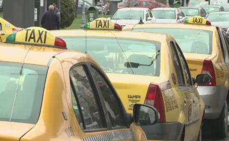 taxi stiri