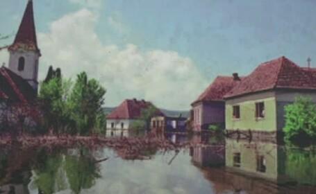 ruine lac