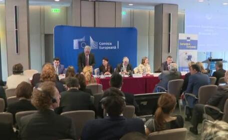 Comisia Europeana la Bucuresti