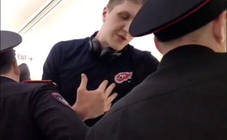 Alexander Kimerov dat jos din avion