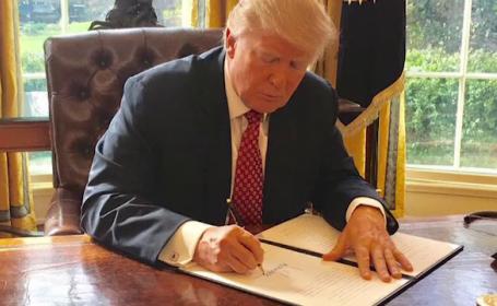 Un judecator a blocat ordinul lui Trump privind restrictiile de intrare a musulmanilor in SUA. Ce a spus presedintele