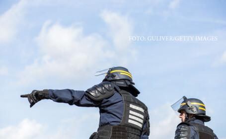 Operatiune antiterorista in Reunion. Doi politisti francezi au fost impuscati de un tanar \