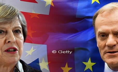 UE vrea sa dicteze conditiile negocierilor de Brexit. \