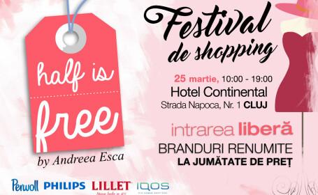 Half Is Free revine la Cluj pe 25 martie!