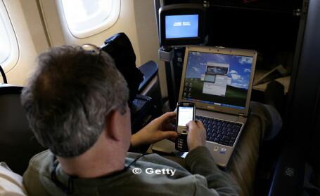 laptop avion