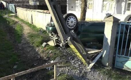 Accident caruta