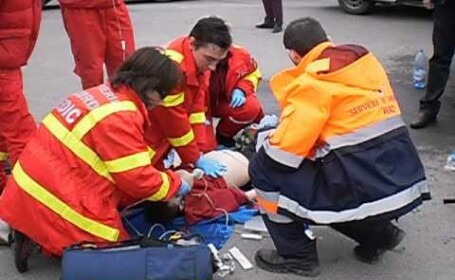 O fetita de patru ani a murit dupa ce a fost lovita de o masina in Timisoara. Cum s-a petrecut tragedia