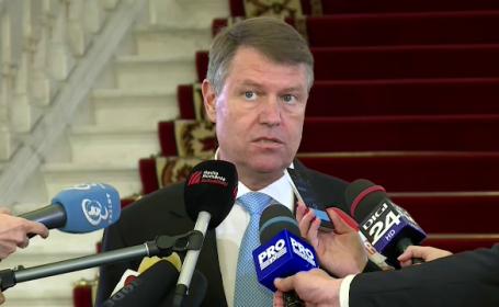 Klaus Iohannis, reactie dupa evaluarea ministrului Justitiei la DNA si PICCJ: \
